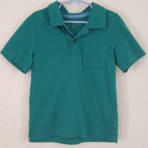 5 for $25 Cherokee Teal Polo Shirt Boys 5T
